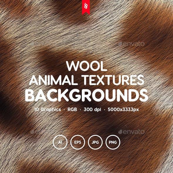 Wool - Animal Textures Pack
