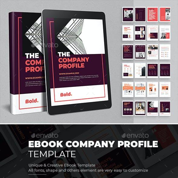 Ebook The Company Profile