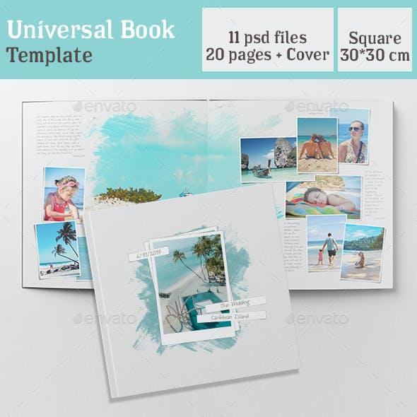 Universal Book Template