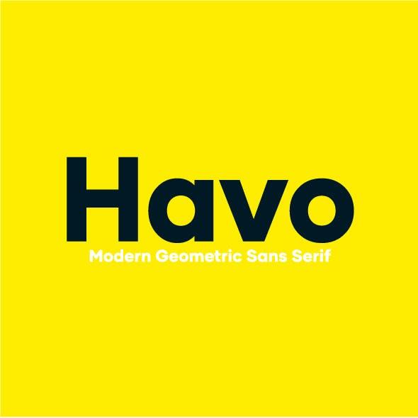 Havo Sans Font
