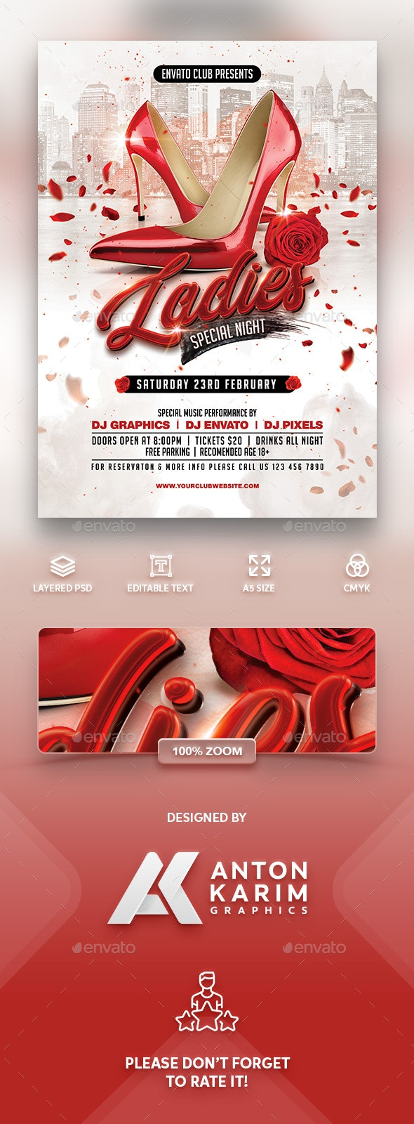 Ladies Special Night - Clubs & Parties Events