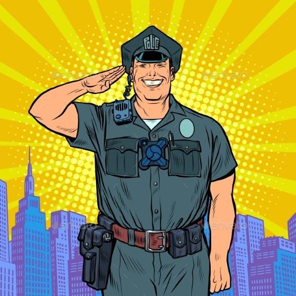 A Good Cop Salutes Police Work