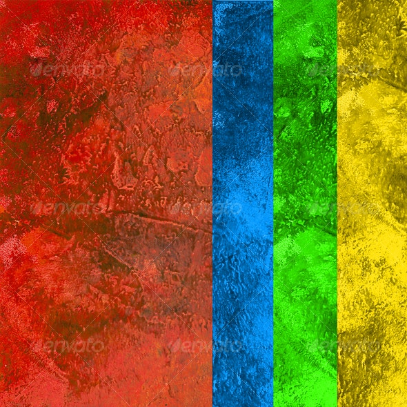 Artistic Grunge-like - Industrial / Grunge Textures