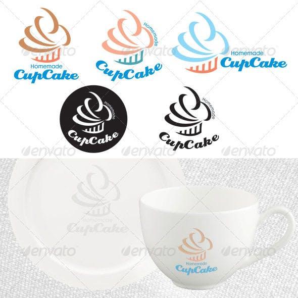 Homemade Cupcake Logo