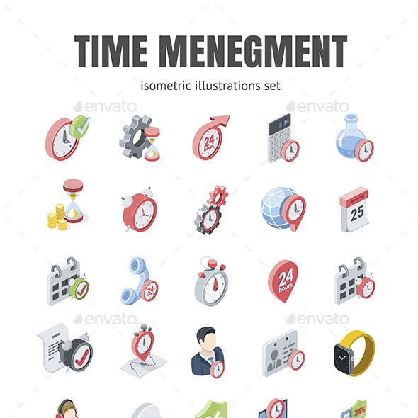 Time management set