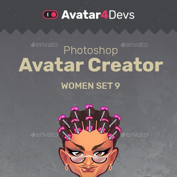 Avatar Creator Woman 9