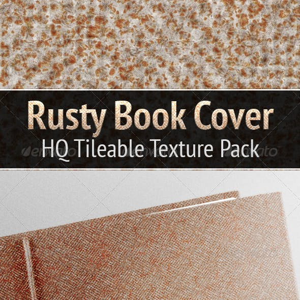 Rusty Book Cover