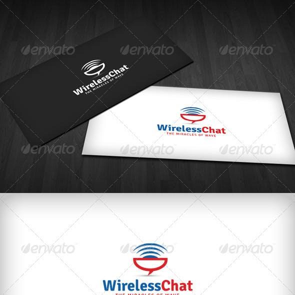 Wireless Chat Logo