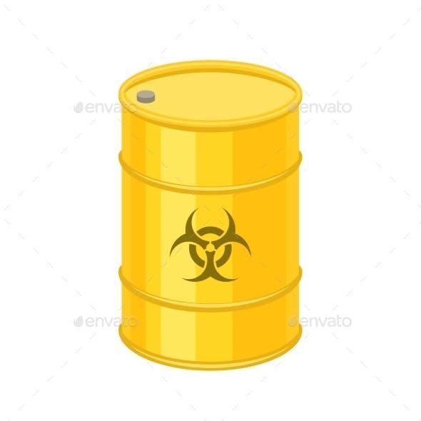 Toxic Yellow Barrel