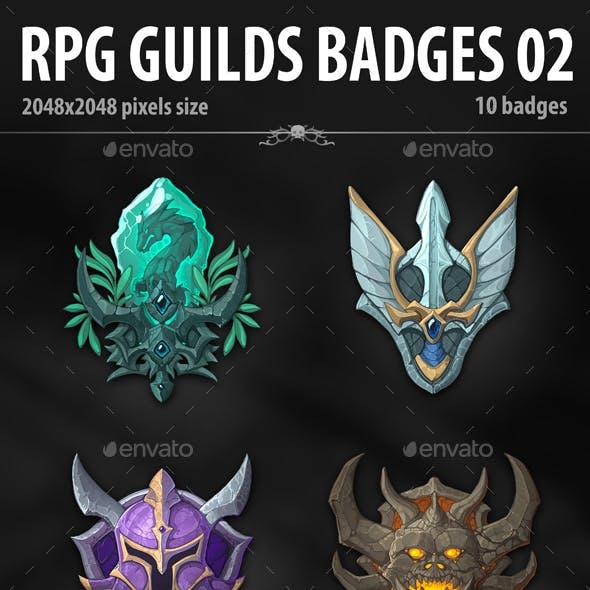 RPG Guilds Badges 02