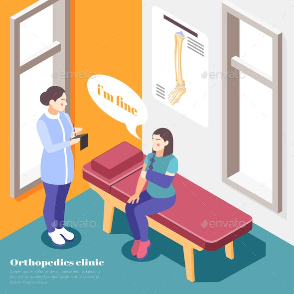 Orthopedics Hospital Background