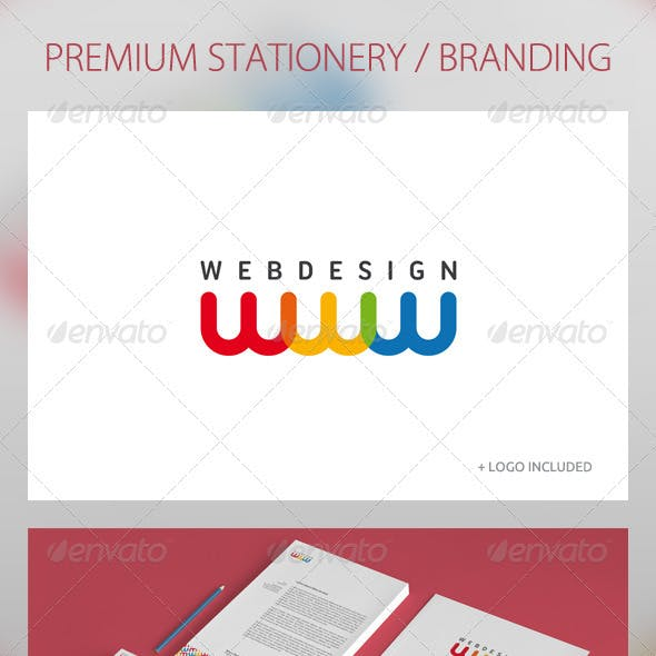 Web Design - Corporate Identity