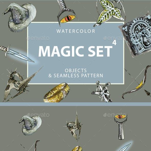 Magic Set 4