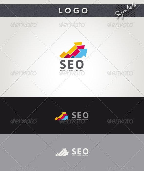 SEO Logo - Symbols Logo Templates
