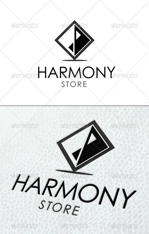 Harmony Store - Symbols Logo Templates