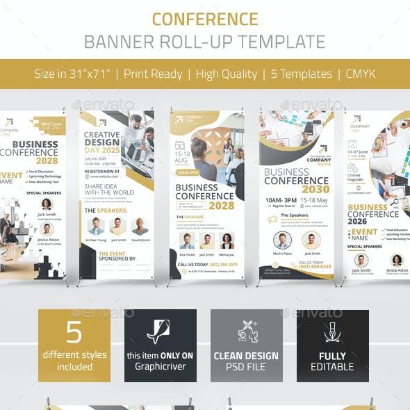 Conference Banner  Pack Vol.1