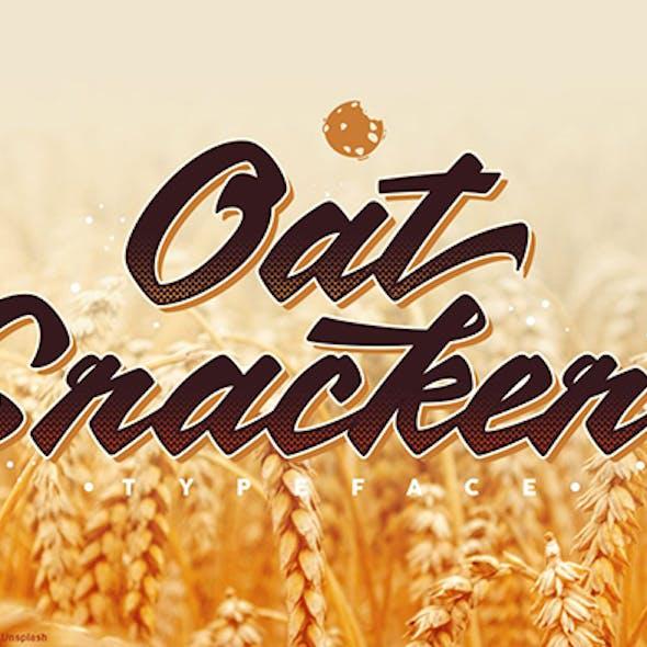 Oat Crackers v.01