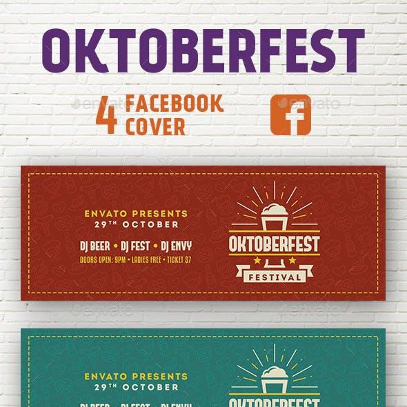 Oktoberfest Facebook Covers