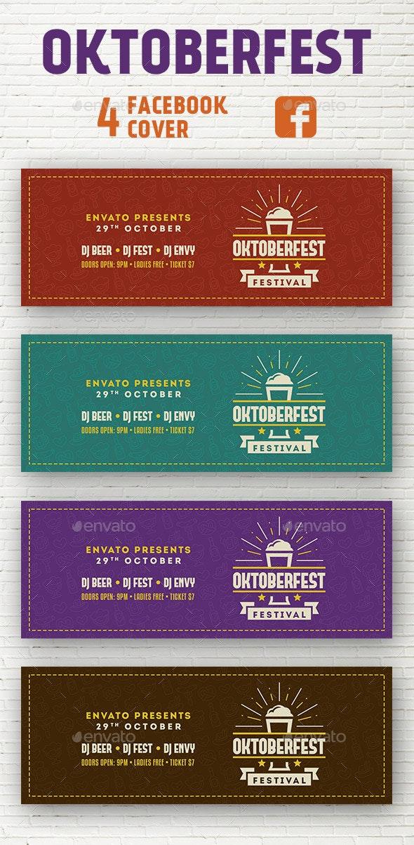 Oktoberfest Facebook Covers - Facebook Timeline Covers Social Media