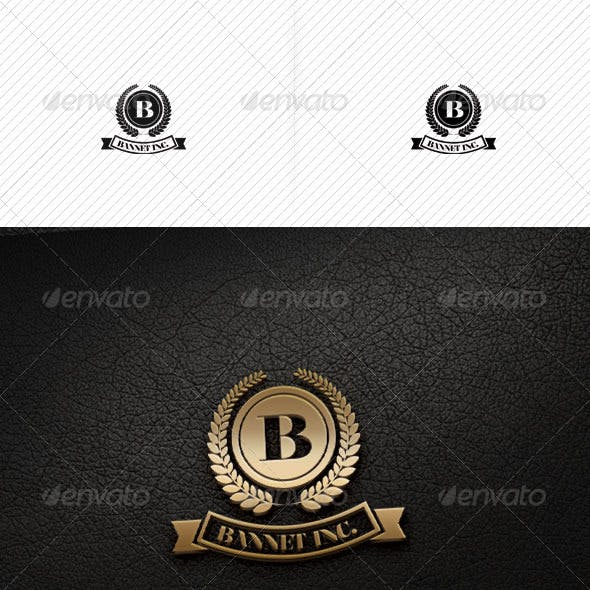 Bannet Logo Template