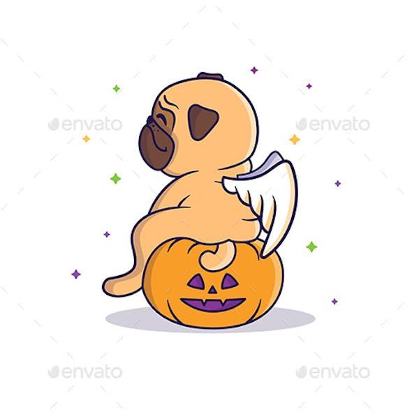 Pug-Angel