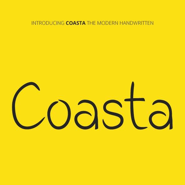 Coasta The Modern Handwritten