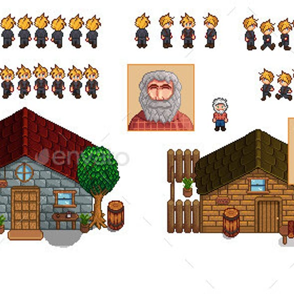 Complete RPG Set