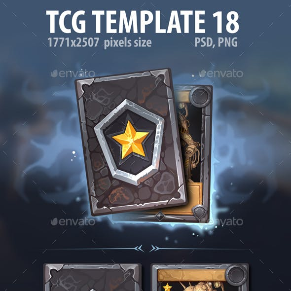 TCG Template 18