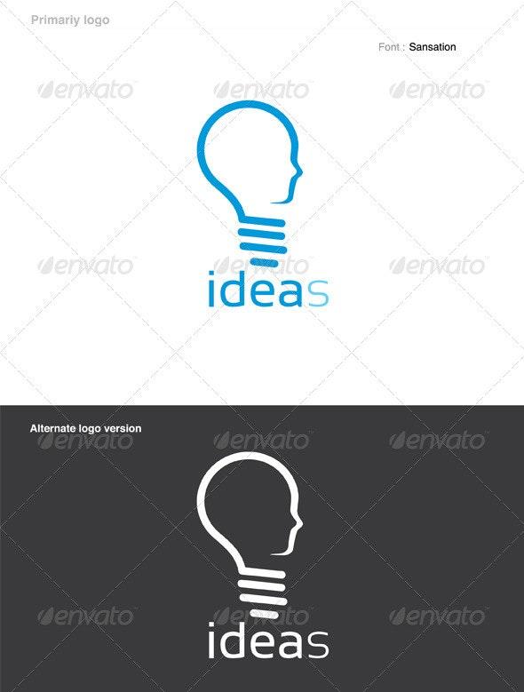 Ideas Logo - Humans Logo Templates