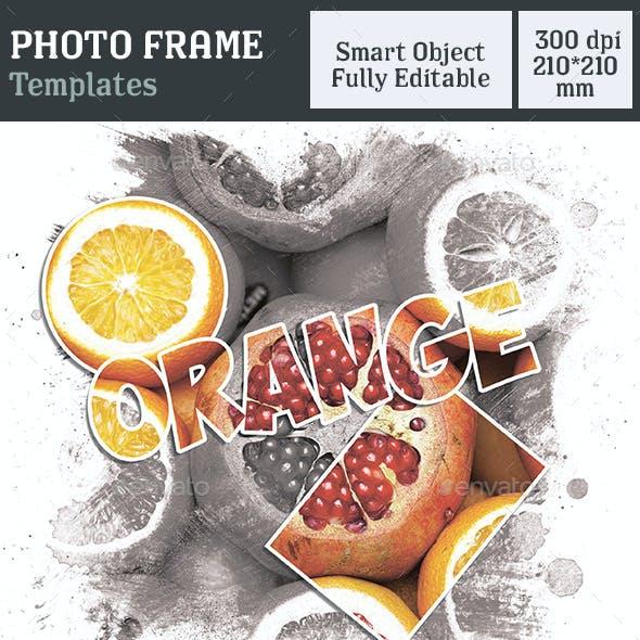 Universal Frames Templates