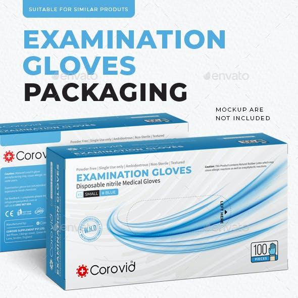 Examination Gloves Packaging  #2