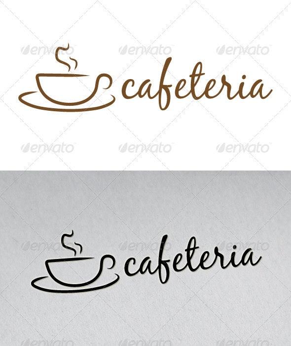 Cafeteria Logo - Food Logo Templates