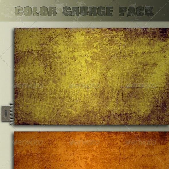 Color Grunge Pack