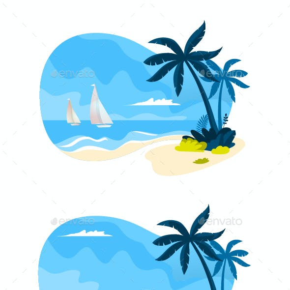 Nature Vector Illustrations