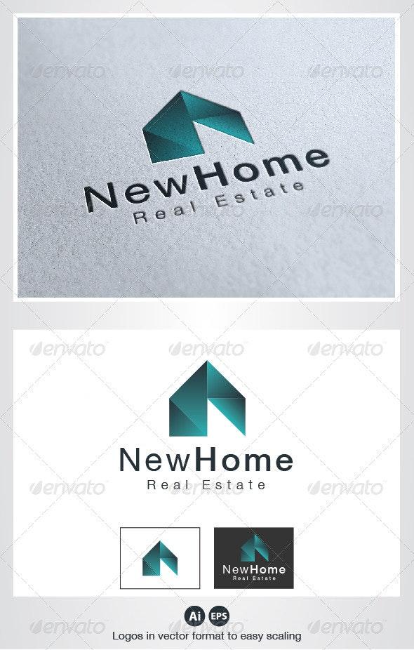 New Home Logo