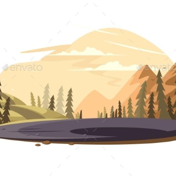 Beautiful Nature Landscape