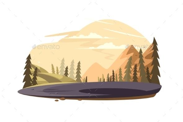 Beautiful Nature Landscape - Landscapes Nature
