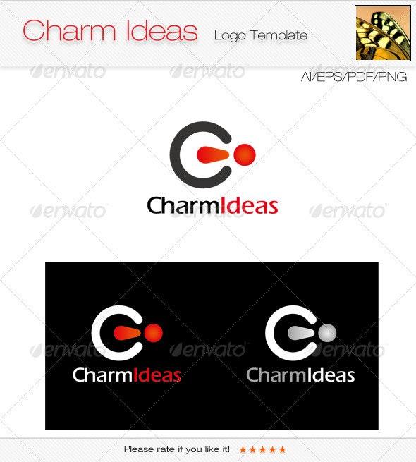 Charm Ideas Logo - Symbols Logo Templates