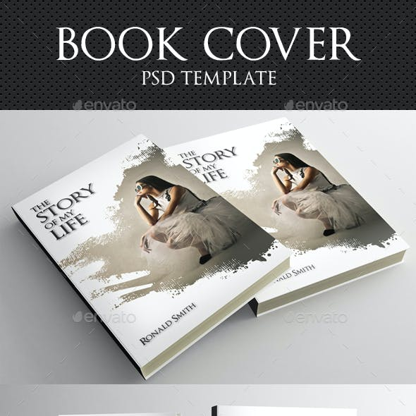Book Cover Template 72