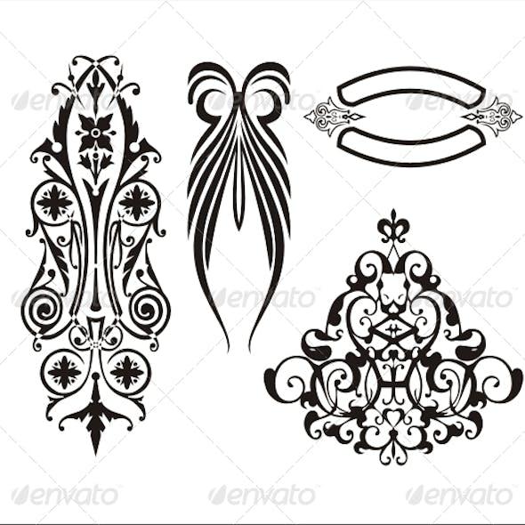Various Ornaments 2