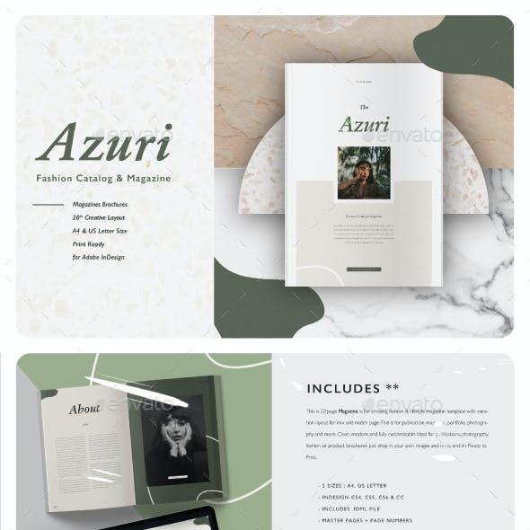 Azuri Product Fashion