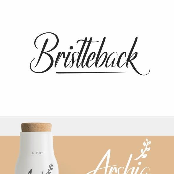 Bristteback