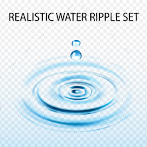 Water Ripple Graphics Designs Templates From Graphicriver