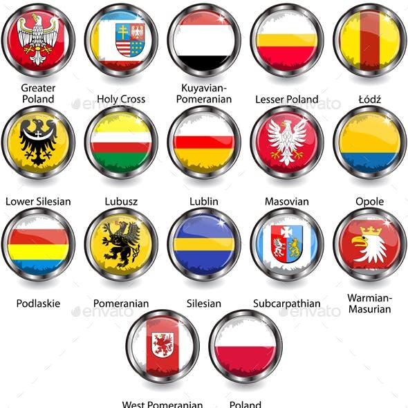 Provinces of Poland