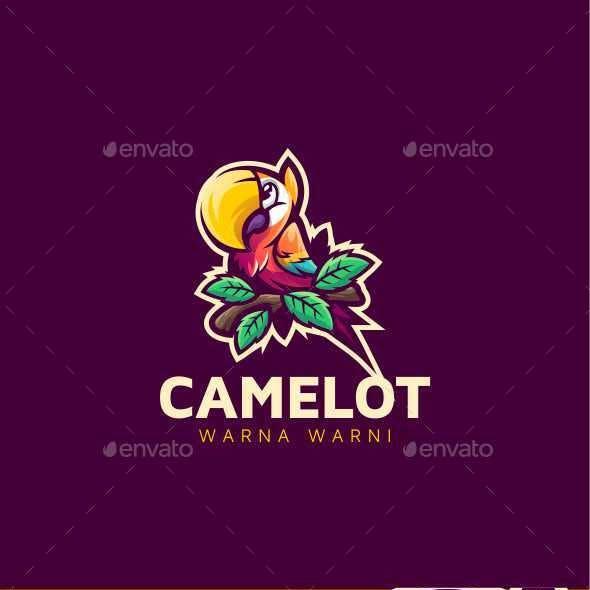 Camelot Logo Design