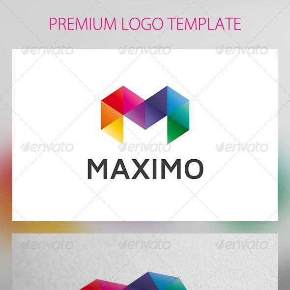 Maximo Logo Template