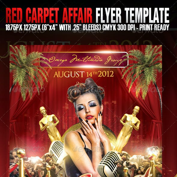 Red Carpet Affair