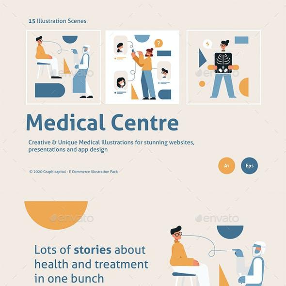Medical Graphic Illustration
