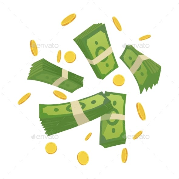 Cartoon Money
