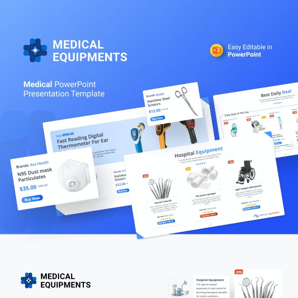 Medical Equipment PowerPoint Presentation